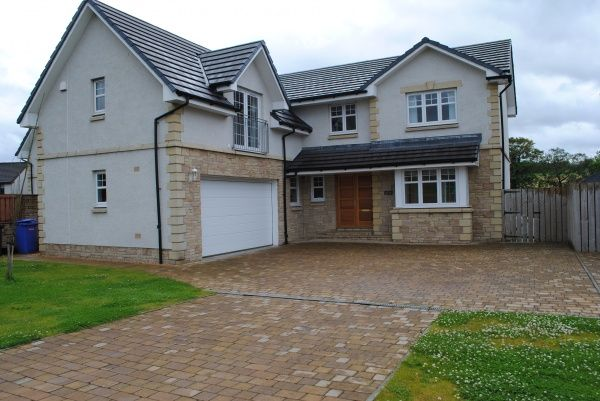 Thumbnail Detached house to rent in Craigend Road, Cumbernauld, North Lanarkshire