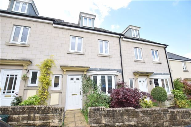 Thumbnail Terraced house for sale in Clarks Way, Bath, Somerset