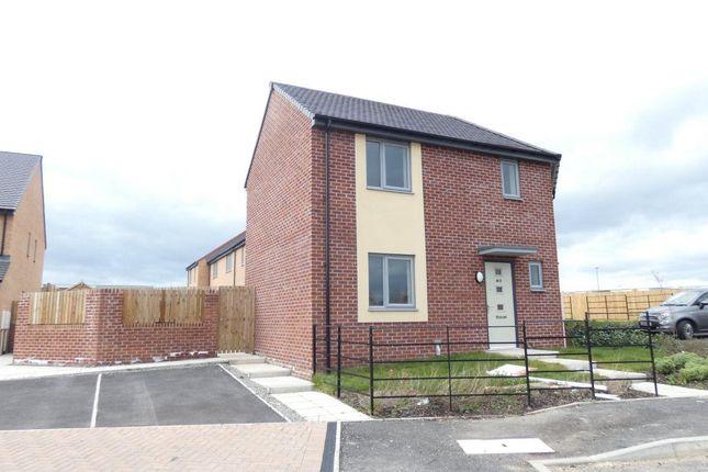 Thumbnail Semi-detached house to rent in Meadowsweet Lane, Darlington