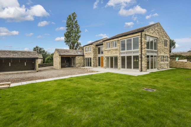 Thumbnail Detached house for sale in Briestfield Road, Briestfield, West Yorkshire