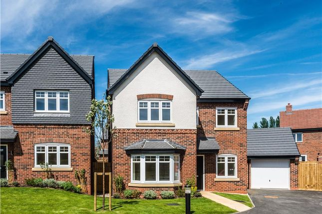 "Thumbnail Detached house for sale in ""Calver"" at Aldbury Close, Stafford"