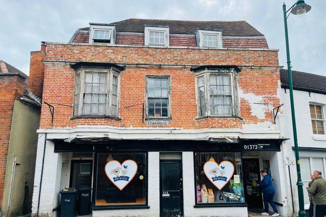 Thumbnail Retail premises to let in Edward Street, Westbury