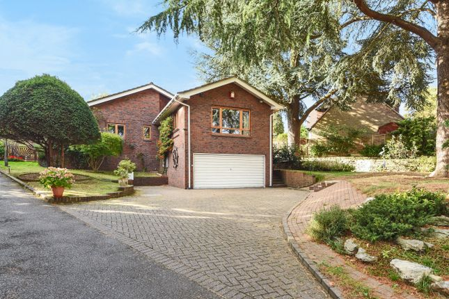 Thumbnail Detached bungalow for sale in Howell Hill, Cheam Road, Sutton