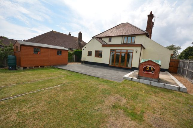 Thumbnail Detached house for sale in Yarmouth Road, Lowestoft, Suffolk