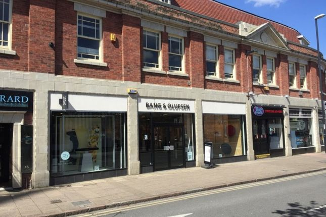 Thumbnail Leisure/hospitality to let in 47 Queen Street, Queen Street, Derby