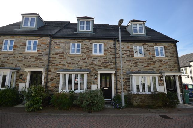 Thumbnail Terraced house to rent in Beechwood Parc, Truro