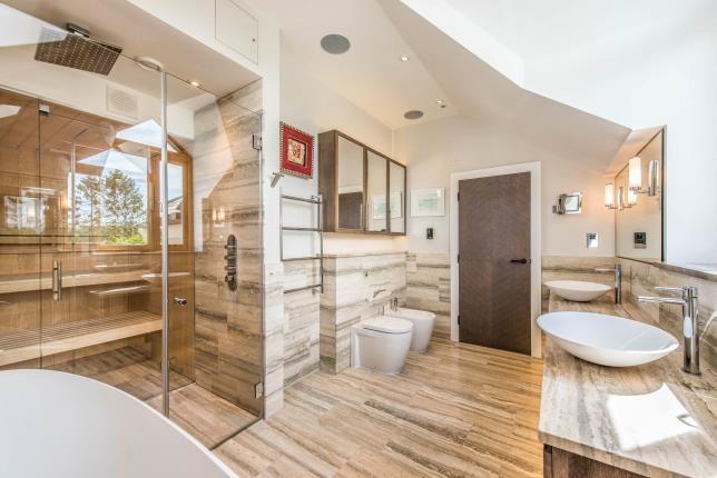 Bathroom of East Horsley, Leatherhead, Surrey KT24