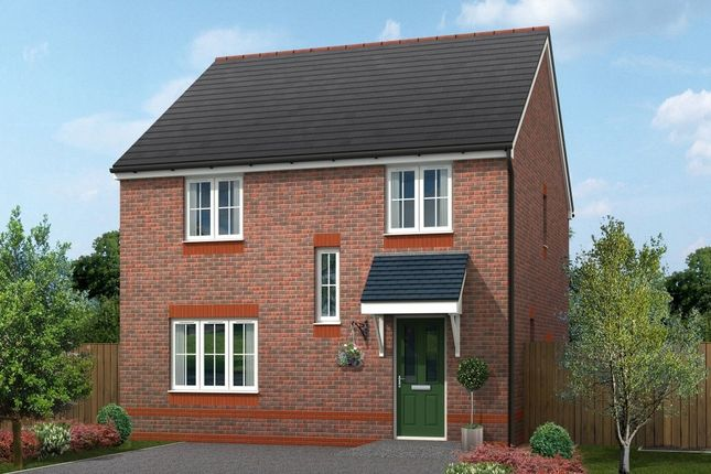"Thumbnail Detached house for sale in ""Sheldon"" at Aigburth Road, Aigburth, Liverpool"
