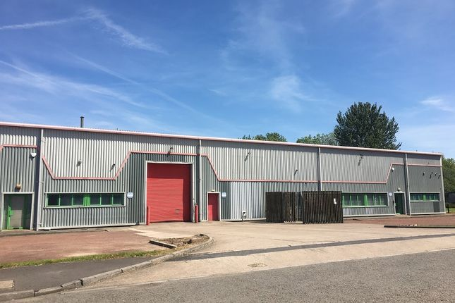 Thumbnail Industrial to let in Springmeadow Road, Springmeadow Business Park, Cardiff