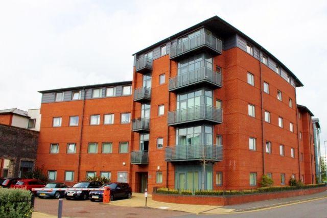 Thumbnail Flat for sale in Broad Gauge Way, Wolverhampton
