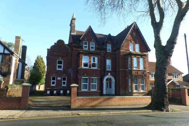 Thumbnail Flat to rent in Shakespeare Road, Bedford