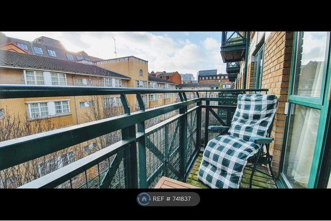 Balcony of Ormond House, London SW1P