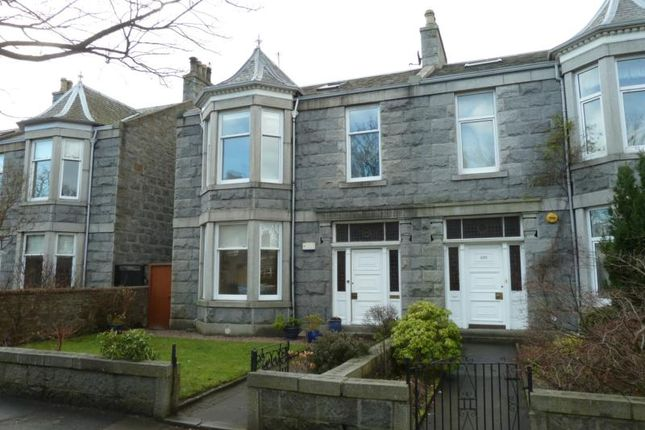 Thumbnail Semi-detached house to rent in Forest Avenue, Aberdeen
