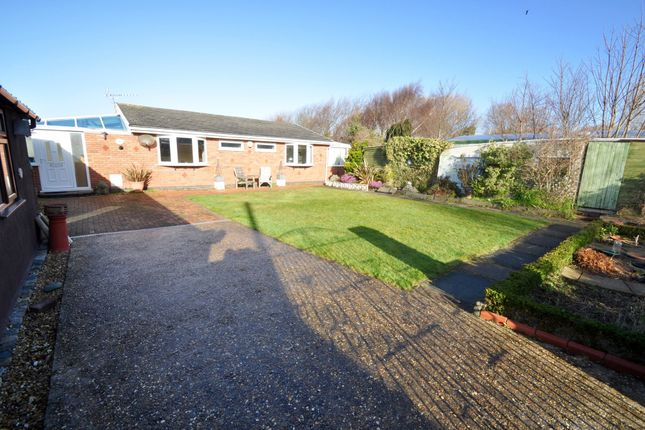 Thumbnail Detached bungalow for sale in Castlefield Estate, Wirral