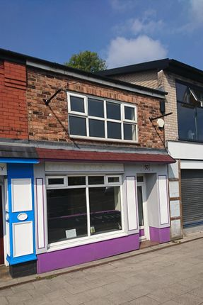 Thumbnail Retail premises for sale in Waters Green, Macclesfield