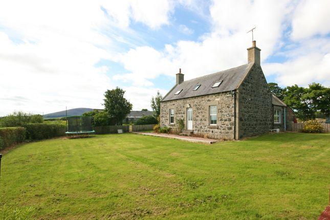 Thumbnail Detached house for sale in Little Toux Farmhouse, Cornhill