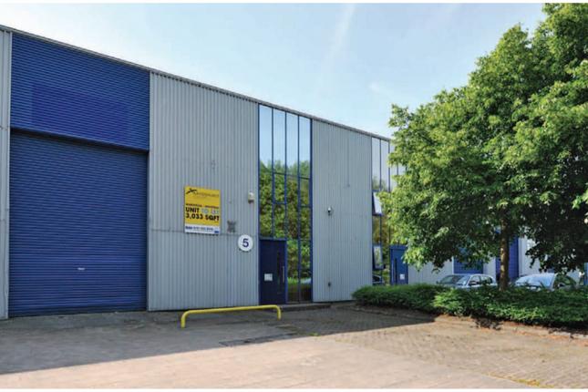 Thumbnail Warehouse to let in Ravenhurst Court Birchwood, Warrington