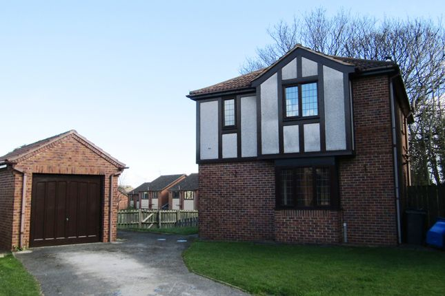 Thumbnail Detached house to rent in Ash Tree Close, Chesterfield