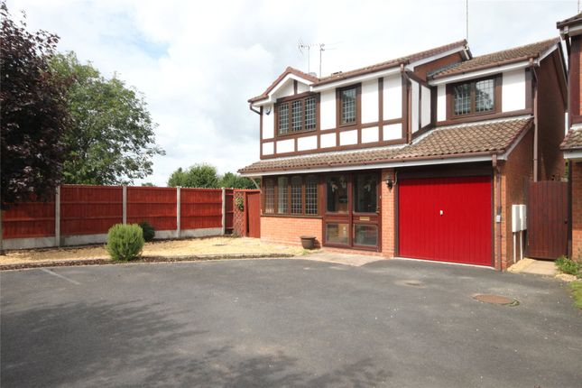 Thumbnail Detached house to rent in Bentons Court, Kidderminster, Worcestershire