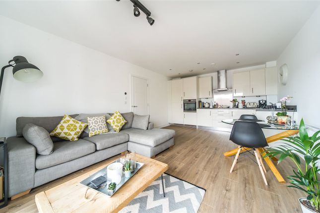 Thumbnail Flat for sale in Orchid Court, Sovereign Way, Tonbridge, Kent