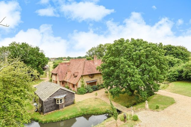 Thumbnail Detached house for sale in Corpusty Road, Wood Dalling, Norwich