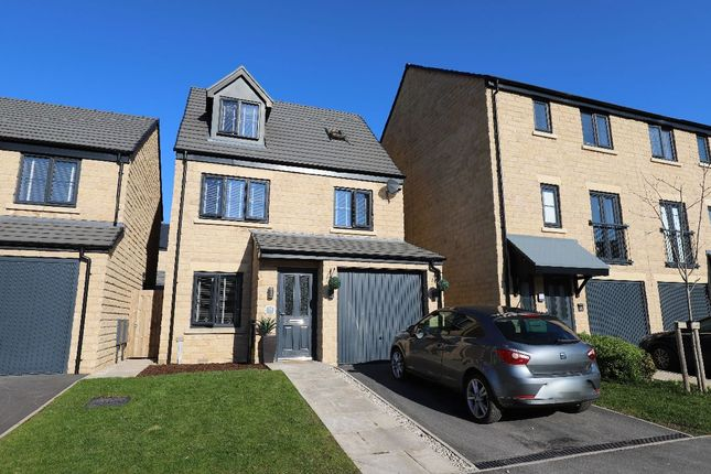 Thumbnail Detached house for sale in William Priestley Park, Lancaster