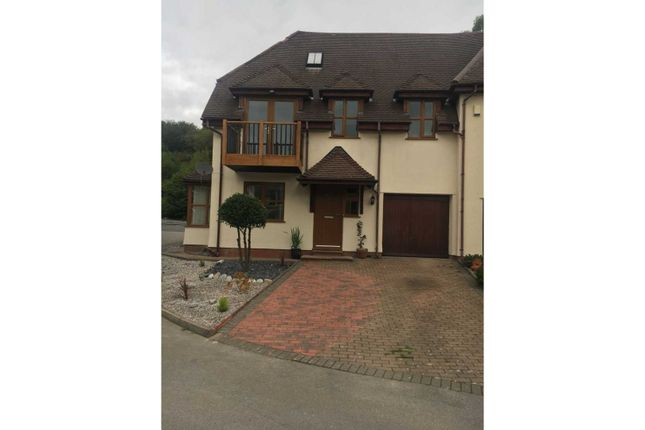 Thumbnail Town house to rent in Cei'r Porthmon, Colwyn Bay