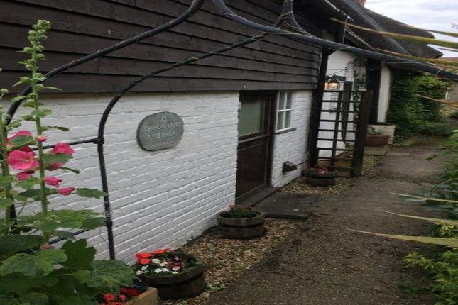 Thumbnail Cottage to rent in Sand Lane, Northill