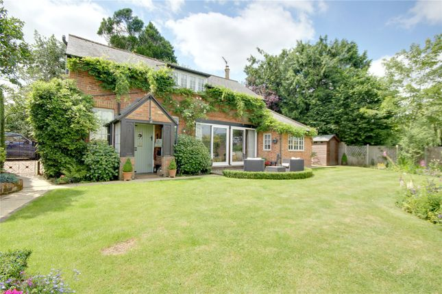 Thumbnail Detached house for sale in Coach Road, Ottershaw, Surrey