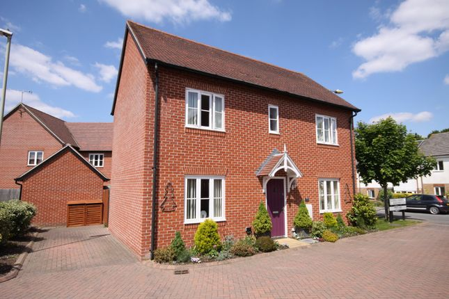 3 bed detached house for sale in Bluebell Court, Whiteley, Fareham PO15