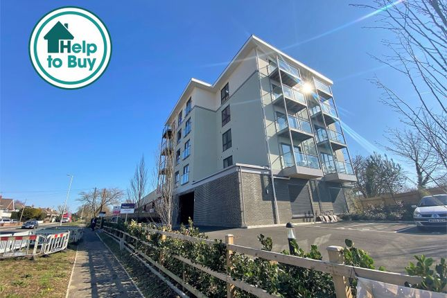 2 bed flat for sale in 23 Upton Road, Creekmoor, Poole, Dorset BH17