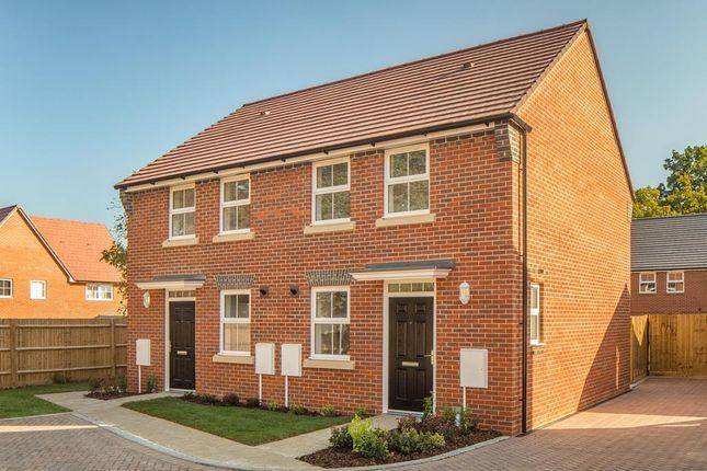 """End terrace house for sale in """"Winton"""" at Braishfield Road, Braishfield, Romsey"""