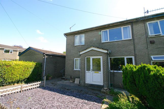 Thumbnail Flat for sale in Fairfield Close, Carnforth