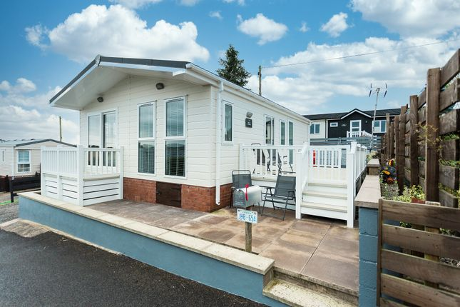Thumbnail Mobile/park home for sale in Courthill Park, Auldgirth, Dumfries