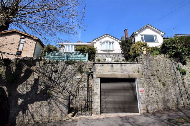 Thumbnail Detached bungalow for sale in Coombe Road, Weston-Super-Mare