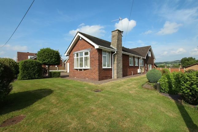 Thumbnail Detached house for sale in Linden Drive, Gillow Heath, Stoke-On-Trent