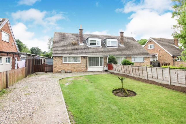 Semi-detached house for sale in Wharram Field, Beeford, Driffield