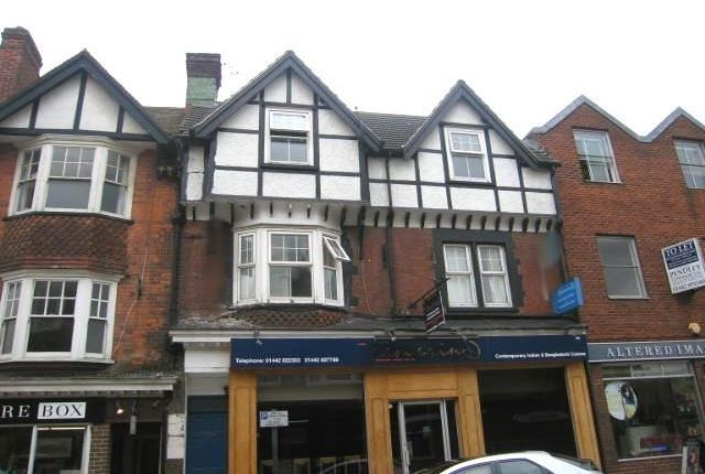 Thumbnail Flat to rent in High Street, Tring