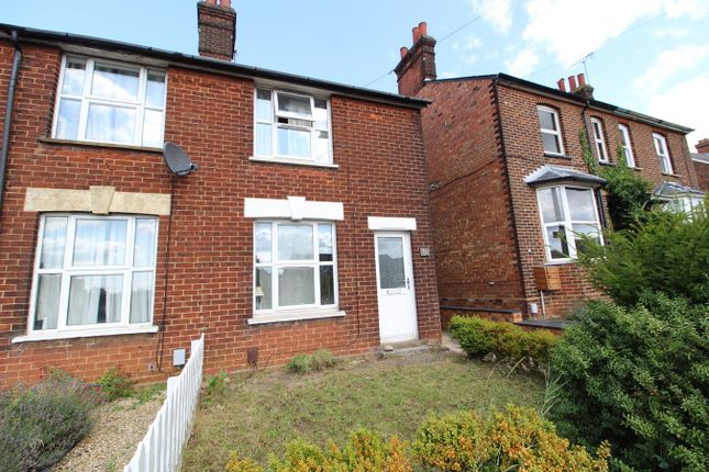 Thumbnail End terrace house for sale in Whitehill Road, Hitchin