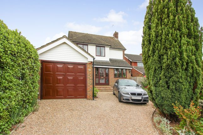 Thumbnail Detached house to rent in The Crescent, Canterbury