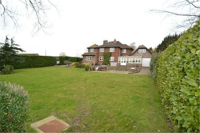 Thumbnail Detached house to rent in London Road, Stanway, Colchester, Essex