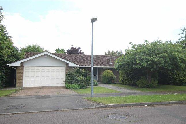 Thumbnail Detached bungalow for sale in Okebourne Park, Swindon
