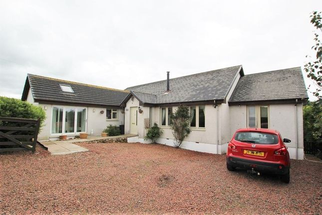 Thumbnail Detached bungalow for sale in 90 Stonehill Road, Carmichael, Biggar