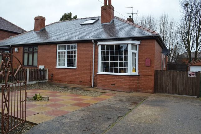 2 bed semi-detached bungalow for sale in College Road, Castleford