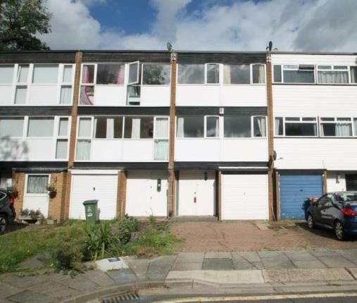 Thumbnail Terraced house for sale in Damon Close, Sidcup
