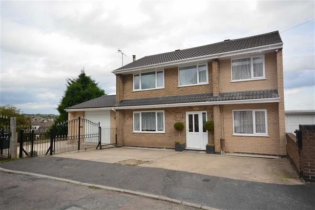 Thumbnail Detached house for sale in Claxton Street, Heanor