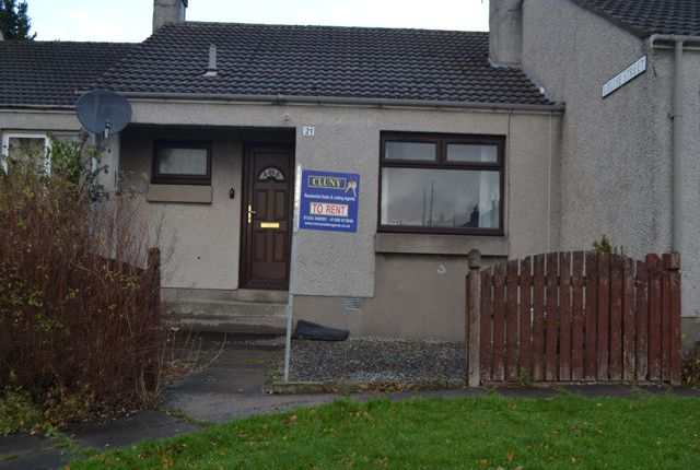 Thumbnail Bungalow to rent in 21 Louise Street, Dufftown