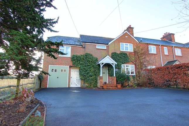 Thumbnail Property for sale in Hansard Cottages, Awbridge, Romsey
