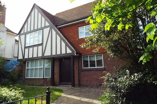 Thumbnail Detached house to rent in Pashley Road, Eastbourne