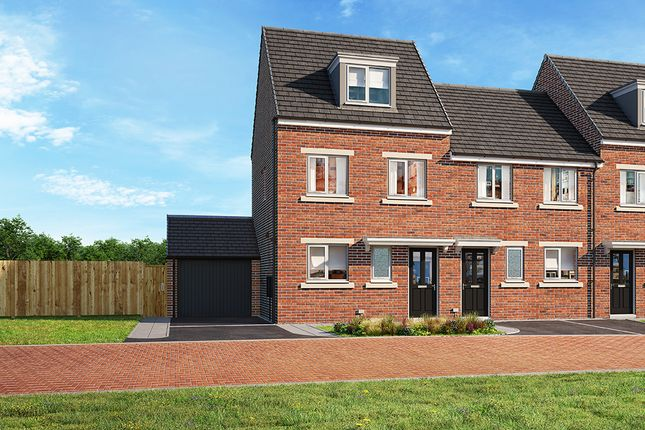"Thumbnail 3 bed property for sale in ""The Bamburgh"" at Cheviot Place, Newton Aycliffe"